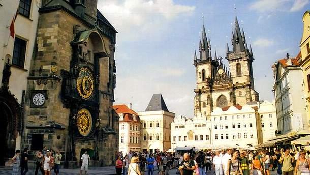 У Празі відремонтували один із найкрасивіших годинників світу