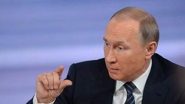 Росія  спочатку хоче повернути Україні окуповані території на своїх умовах