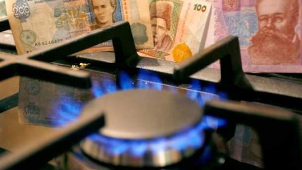 Цена на газ в Украине вырастет 18 октября