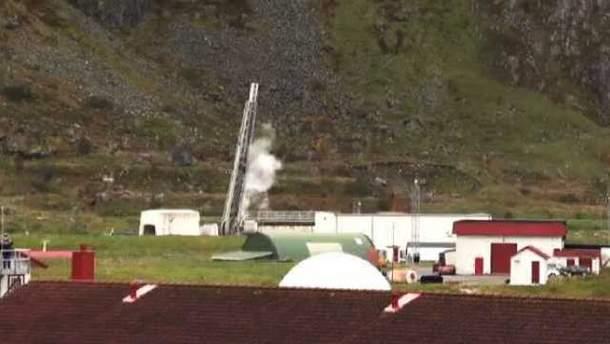 Норвегія запустила свою ракету у космос