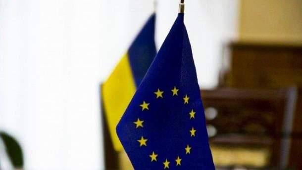 Большая часть украинцев считает необходимым вступление Украины в ЕС