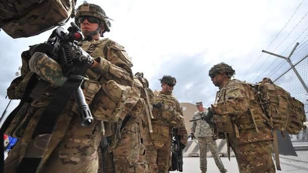 США не залишать Сирію, поки там будуть іранські війська