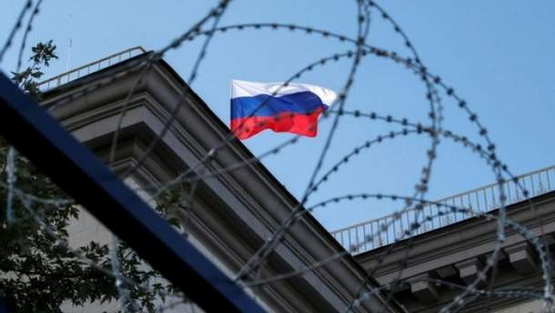 Санкції з Росії знімуть лише після повернення Криму Україні