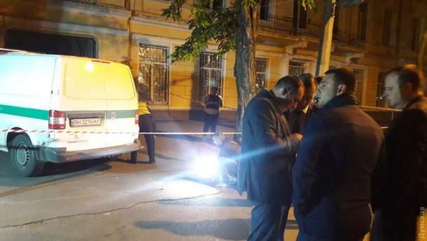 В Одессе ограбили инкассаторов