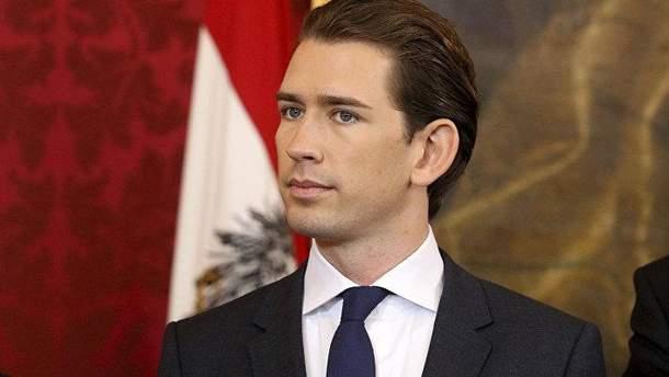 Канцлер Австрії приїде у Росію