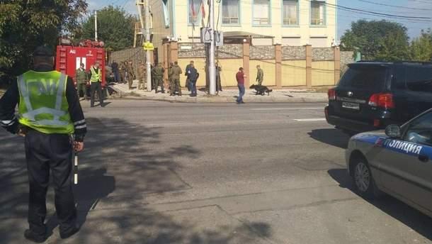 У Донецьку прогримів вибух