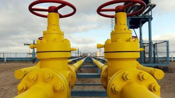 Аварія на газопроводі