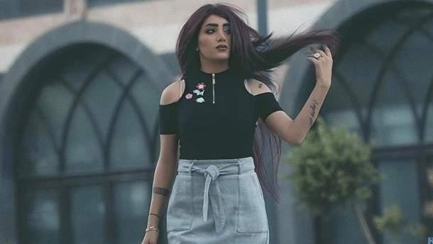 """В Ираке убили модель и """"Мисс Багдад 2015"""" Тару Фарес"""
