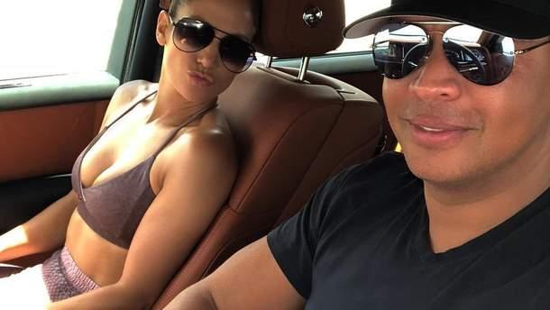 Дженніфер Лопес і Алекс Родрігес