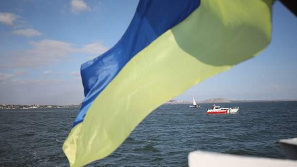 Украина продолжает наращивать силы в акватории Азовского моря