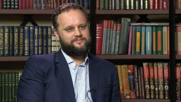 """Пушилін здійснив серйозний тиск на Губарева, який хоче стати """"головою """"ДНР"""""""