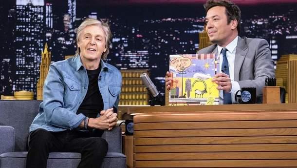 Маккартни признался, что Леннон похвалил только одну его песню для The Beatles