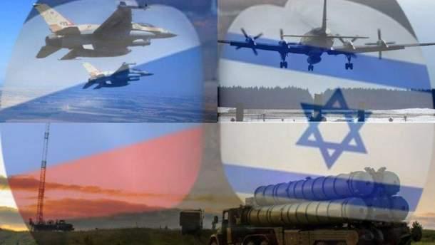 Ізраїль озвучив свою версію подій щодо катастрофи Іл-20 у Сирії