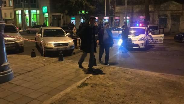 Очевидцы прокомментировали нападение на инкассаторов в Одессе