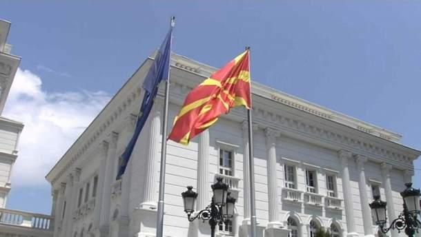 В Македонии проводит референдум о переименовании страны