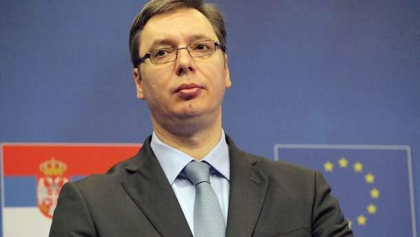 Президент Сербії звернеться до Путіна  через Косово