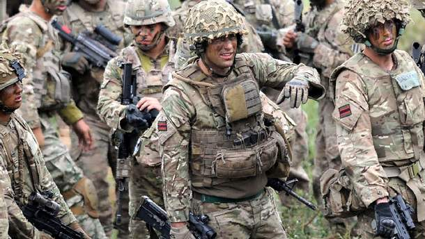 Британия направит 800 военных в Норвегию для сдерживания России