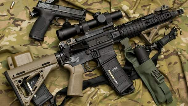 Німеччина зменшила обсяг зброї до Туреччини