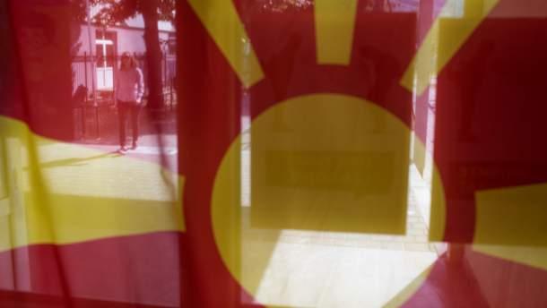 Референдум о переименовании Македонии провалился