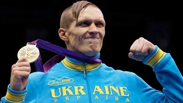 """Олександр Усик по-новому відповів на питання """"Чий Крим?"""""""