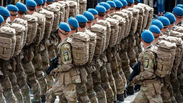 С начала года украинцы уплатили 11,8 млрд грн военного сбора