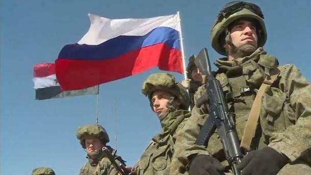 За 3 роки у Сирії загинуло 112 російських військовослужбовців