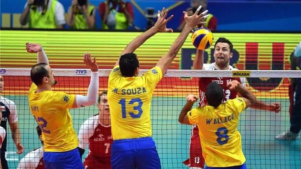 Збірна Польщі стала чемпіоном світу з волейболу