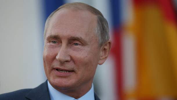 Порошенко заявил, что он воюет не с кем-то, а противостоит конкретно Путину