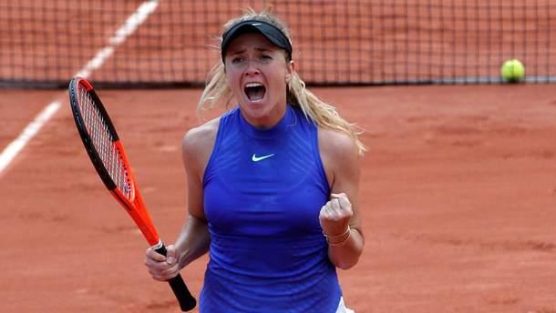 Элина Свитолина попала в топ-5 мирового рейтинга