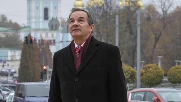 Мэр Глухова Мишель Терещенко идет в Президенты Украины