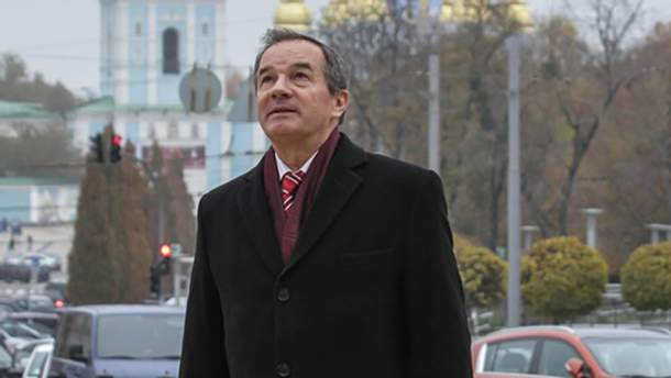 Мишель Терещенко идет в Президенты Украины