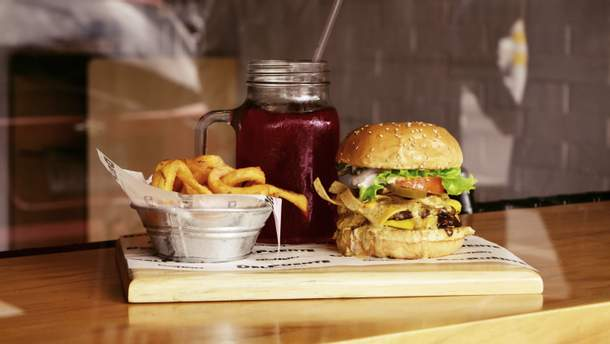 Популярна їжа призводить до депресії