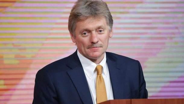 У Кремлі відповіли на заяви британської розвідки щодо допомоги Путіну