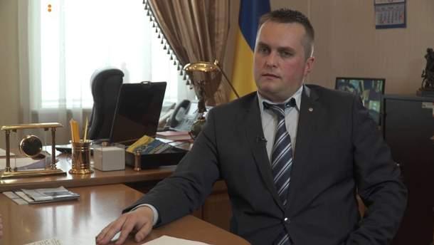 СБУ розслідує кримінальну справу щодо Холодницького