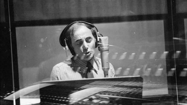 Шарль Азнавур помер на 95-му році життя