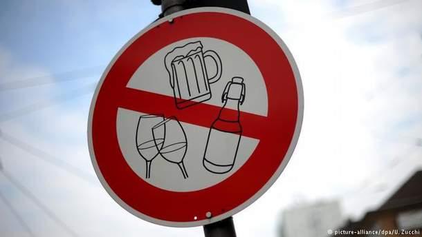 Масове отруєння алкоголем