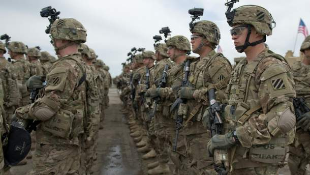 Війська НАТО увійдуть в Україну, якщо Путін почне повномасштабний наступ