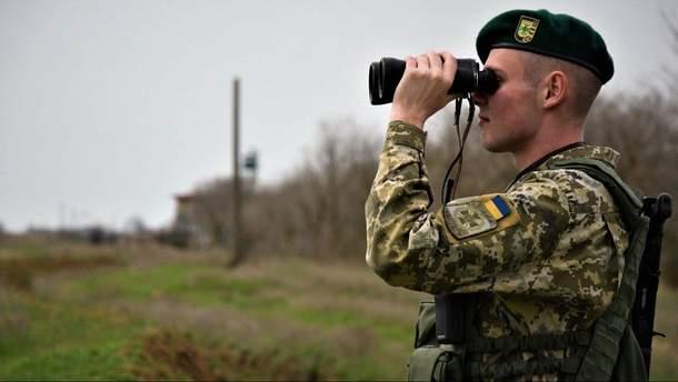 Прикордонник зазнав лазерного опіку ока від невідомого спалаху на Донбасі
