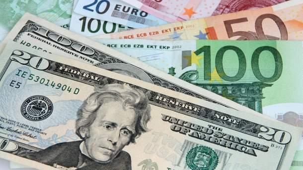 Курс валют НБУ на 3 жовтня: долар додав у ціні, євро подешевшав