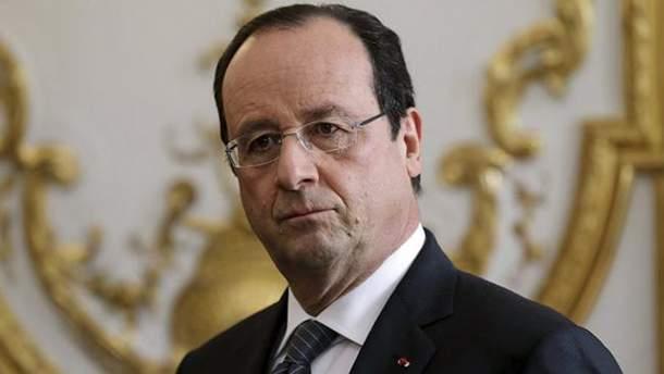 Франсуа Олланд пояснив, чому ЄС має спілкуватися з Росією