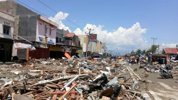 Землетрясение в Индонезии: украинцев среди погибших или пострадавших нет