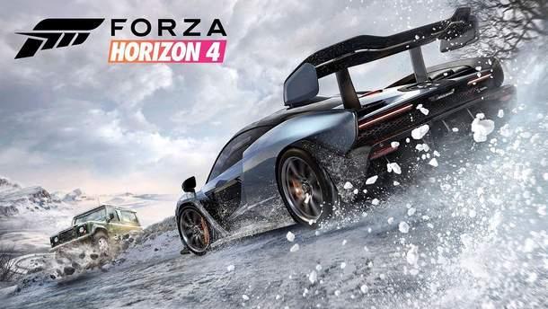 Forza Horizon 4: огляд, трейлер та системні вимоги