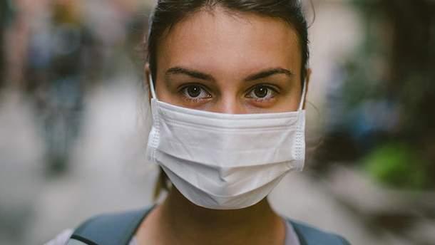 Супрун спростувала ефективність хірургічних масок