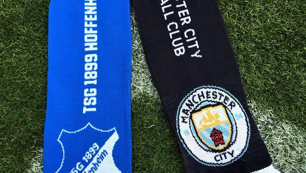 Хоффенхайм – Манчестер Сіті дивитися онлайн матч Ліги чемпіонів