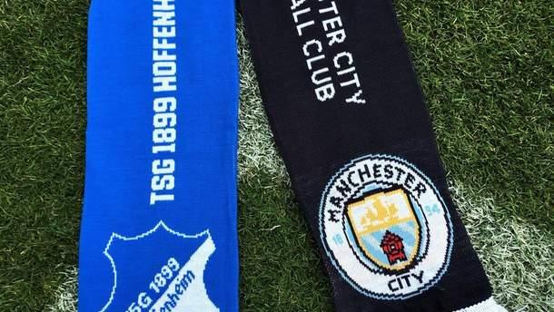Хоффенхайм – Манчестер Сити: где смотреть онлайн матч Лиги чемпионов