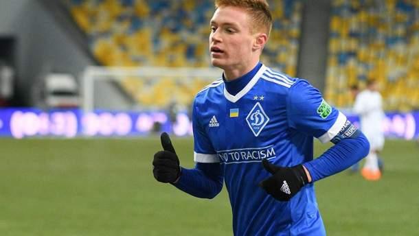 «Динамо» навиїзді зіграло внічию з«Яблонцем» уматчі Ліги Европи
