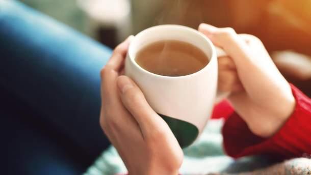Які напої краще пити при перших ознаках застуди