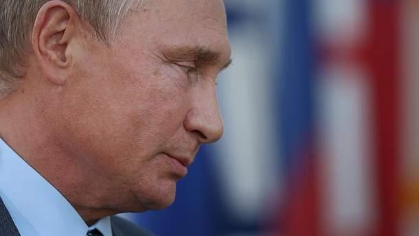 Путін хоче ослабити ЄС і НАТО