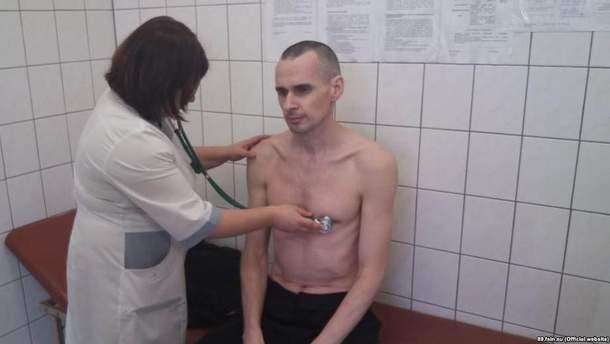 Сенцов нічого не писав про себе у новому листі із ув'язнення: пояснив – нема нічого доброго
