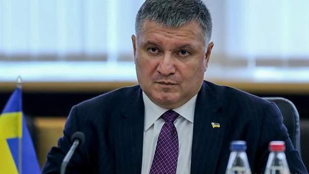 """Аваков заявил, что """"воры в законе"""" в Украине поддерживают связи со спецслужбами России"""